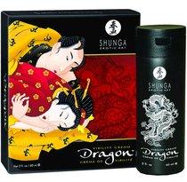 Интимный мужской крем Дракон - Shunga Erotic Art