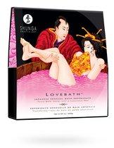 Соль для ванны Lovebath Dragon Fruit, превращающая воду в гель - 650 гр. - Shunga Erotic Art