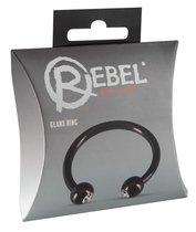 Rebel Насадка-кольцо Glans Ring с шариками металл - ORION