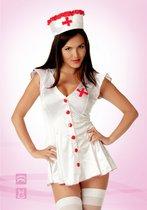 Костюм сексапильной медсестры, размер L-XL - Le Frivole