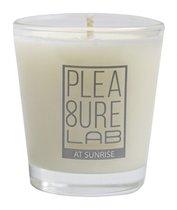 Массажная свеча At Sunrise со сладким ароматом какао - 50 мл. - Pleasure Lab