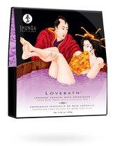 Соль для ванны Lovebath Sensual lotus, превращающая воду в гель - 650 гр. - Shunga Erotic Art