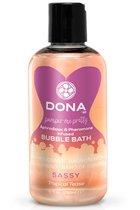 Пена для ванн DONA Bubble Bath Sassy Aroma: Tropical Tease 240 мл - DONA by JO