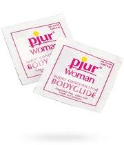 Концентрированный лубрикант Pjur Woman - Bodyglide, 1,5 мл - Pjur