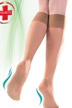 Гольфы Medica 40 den с эффектом массажа стопы, цвет телесный, размер OS - Gabriella