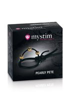 Утяжка под головку для электростимулятора Pearly Pete - Mystim