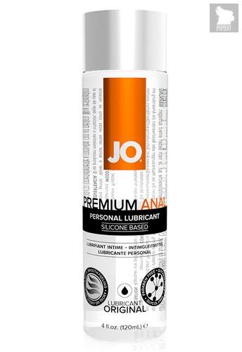 Анальный лубрикант JO Anal Premium на силиконовой основе, 60 мл - System JO