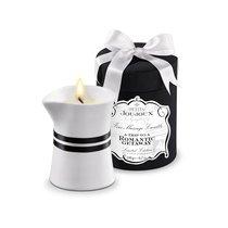 Массажное масло в виде большой свечи Petits Joujoux Romantic Getaway с ароматом имбирного печенья - Mystim