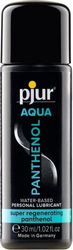 Лубрикант на водной основе с пантенолом pjur AQUA Panthenol - 30 мл. - Pjur