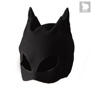 Полушлем с кошачьими ушками Katzenmaske, цвет черный, размер OS - ORION