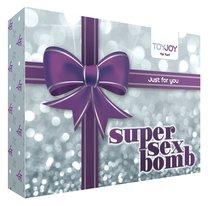 Эротический набор SUPER SEX BOMB PURPLE - Toy Joy