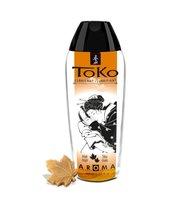 Интимный гель TOKO Maple Delight с ароматом кленового сиропа - 165 мл. - Shunga Erotic Art