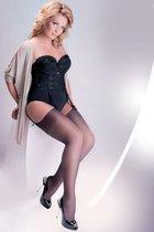 Stockings Cher Nero, цвет черный, размер 5-6 - Gabriella