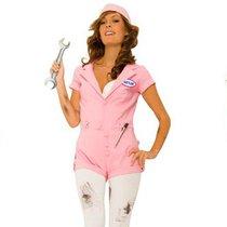 """Игровой костюм """"Механик"""", цвет розовый, M-L - Hustler Lingerie"""