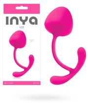 Универсальный шарик INYA - Vee, цвет розовый - NS Novelties