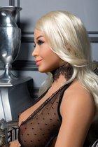 Мега реалистичная секс-кукла Angelina, цвет телесный - Idoll