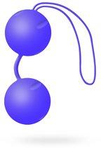 Вагинальные шарики Joyballs Trend, цвет фиолетовый - Joy Division