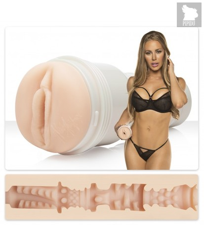 Мастурбатор-вагина Fleshlight Girls - Nicole Aniston Fit - Fleshlight