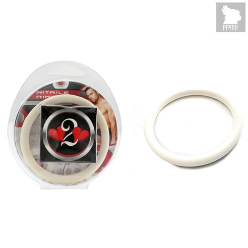 Эрекционное кольцо H2H, цвет молочный - Lucom