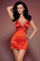 Сорочка Secred, цвет красный, S-M - Obsessive