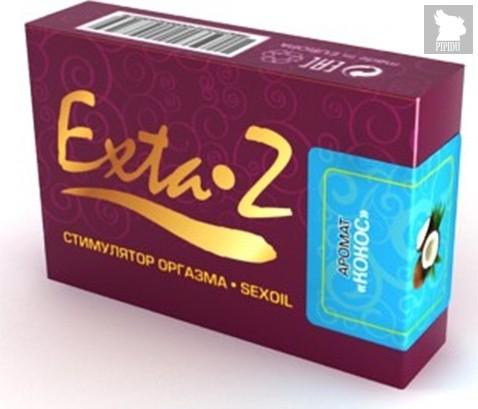 DEZIRE Интимное масло Экста-З, кокос 1,5мл - Canexpol
