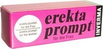 Возбуждающий женский крем Erekta Prompt - 13 мл - Inverma