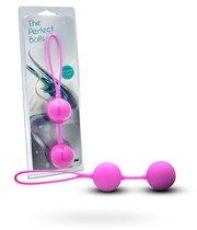 Вагинальные шарики The Perfect Balls, цвет фиолетовый - Seven Creations