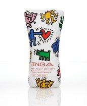 Мастурбатор Keith Haring Soft Tube CUP - Tenga