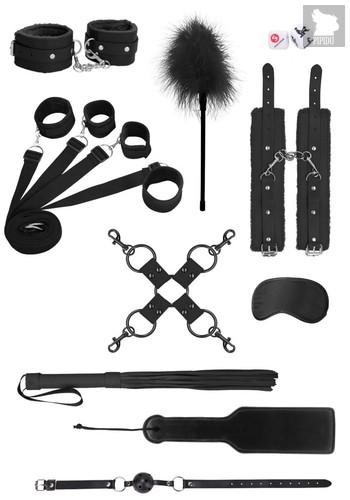 Черный игровой набор Supreme Under The Bed Bindings Kit, цвет черный - Shots Media