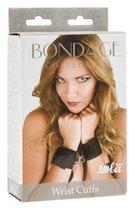 Наручники Bondage Collection Wrist Cuffs - Lola Toys