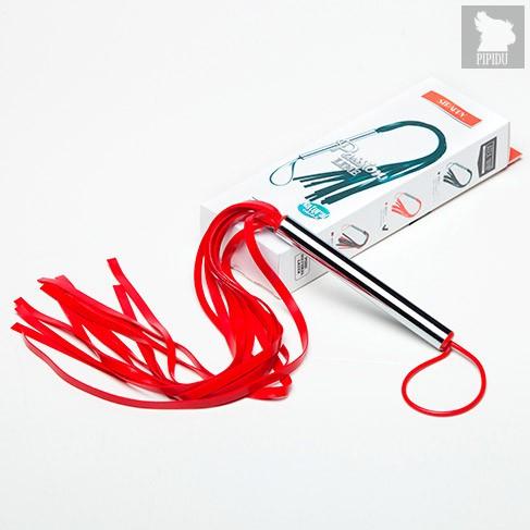Плеть Sitabella №8, цвет красный - Sitabella