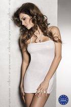 Платье Beltis Dress с бретельками на спине, цвет белый, L-XL - Passion