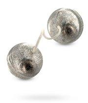 Вагинальные шарики Bestseller - Silver Magic Balls, цвет серебряный - Toyz4lovers