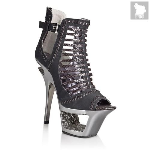 Туфли Bliss Heel, цвет черный - Hustler Shoes