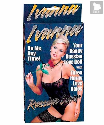 Надувная секс-кукла IVANNA LOVE DOLL - Seven Creations