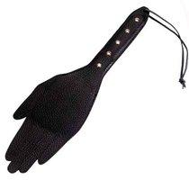 Хлопалка Sitabella №3 в форме ладони, цвет черный - Sitabella