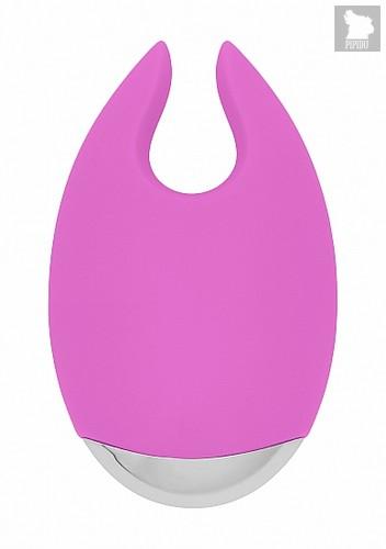 Вибростимулятор Vayle 10 Speed Pink SH-SIM055PNK, цвет розовый - Shots Media