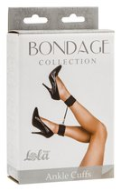Поножи Bondage Collection Ankle Cuffs Plus Size - Lola Toys