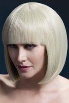 Парик цвета блонд Elise, цвет молочный - Fever