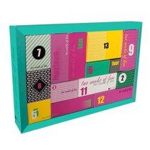 Эротический набор Two weeks of love из 14 предметов, цвет разноцветный - RestArt