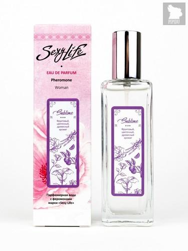 Женская парфюмерная вода с феромонами Sexy Life Sublime - 30 мл. - Парфюм Престиж