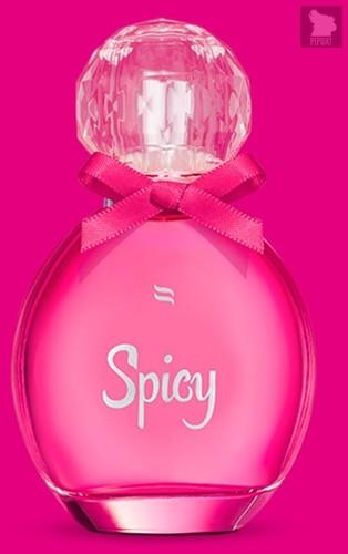 Женские духи с феромонами Spicy - 30 мл. - Obsessive
