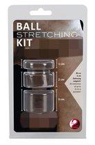 Набор для фиксации и утяжки мошонки Ball Stretching Kit - ORION