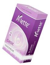 Классические презервативы Arlette Classic - 6 шт. - Arlette