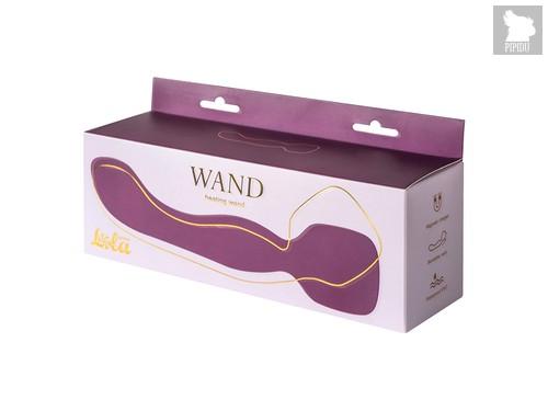 Нагревающийся Вонд Heating Wand Purple 1018-03lola, цвет фиолетовый - Lola Toys