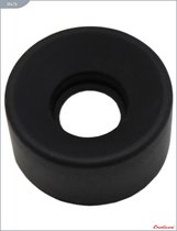 Чёрное уплотнительное кольцо для мужских помп Eroticon - Eroticon