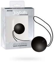 Вагинальный шарик Joyballs Trend Single, цвет черный - Joy Division