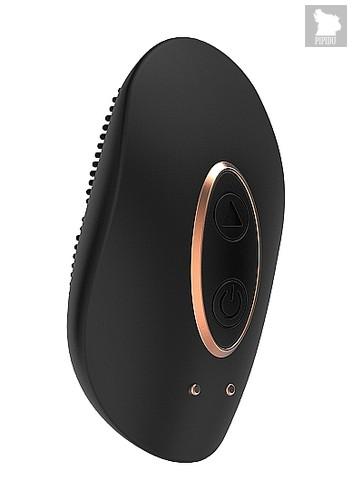 Клиторальный стимулятор Mini Rechargeable Clitoral Stimulator Precious Black SH-ELE010BLK - HOT