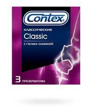 """Презервативы """"Contex"""" № 3 Classic естественные ощущения - CONTEX"""