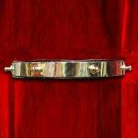 Ошейник металлический с шипами, цвет хром - Подиум